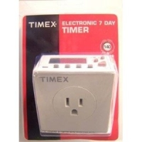 The Timex Electronic 7 Day Timer