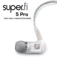 Ultimate Ears Super.fi headphones