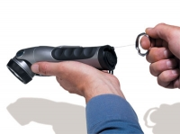 UltraPower Zipping LED Pull-to-Charge Flashlight