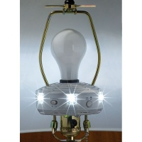 Hammacher's Power-Failure Light