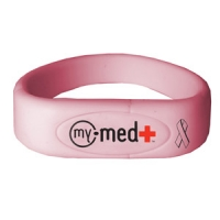 My-Med USB Wrist Band