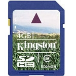 Kingston 32GB SD Card