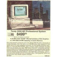 Tandy 5000 Professional