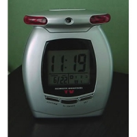 P3 Clock Video Recorder