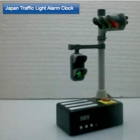 Japanese Traffic Alarm Clock